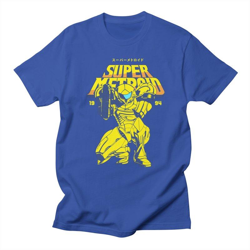 Super Metroid Men's Regular T-Shirt by tulleceria