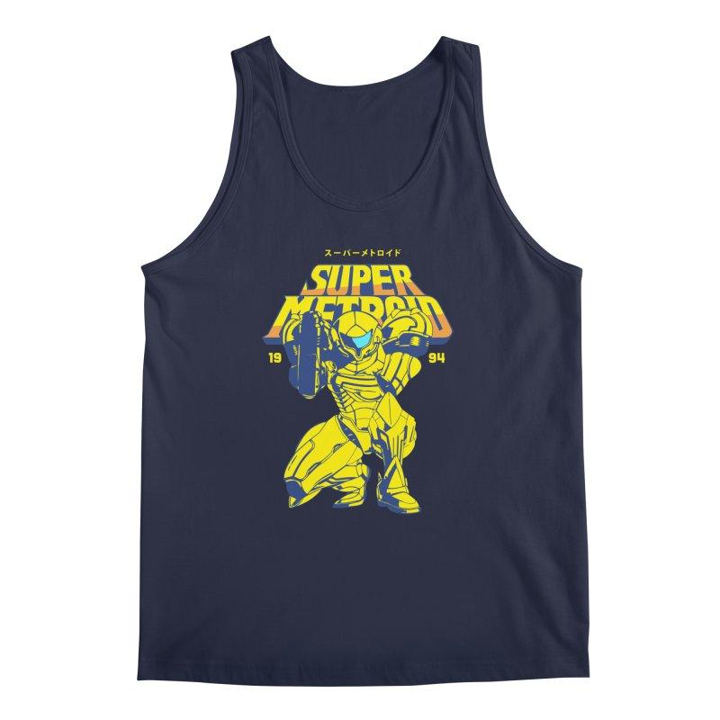Super Metroid Men's Regular Tank by tulleceria