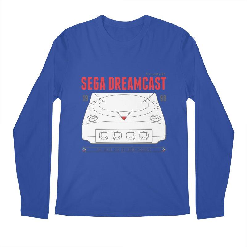 Sega Dreamcast Men's Regular Longsleeve T-Shirt by tulleceria