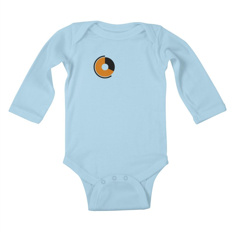 Tunic of No Stamina - original Kids Baby Longsleeve Bodysuit by turbo's Artist Shop