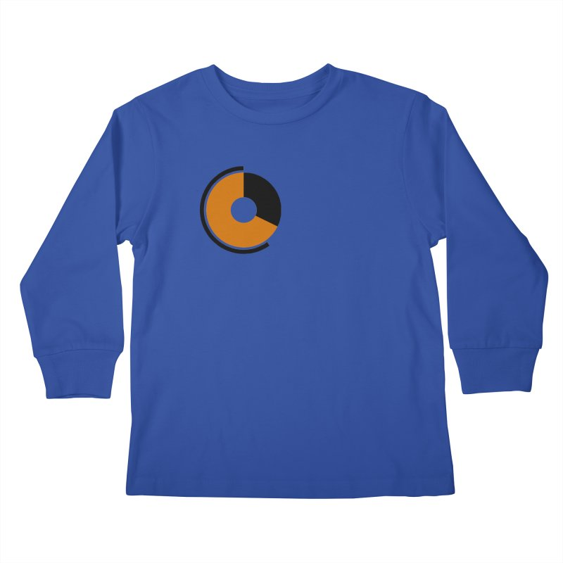 Tunic of No Stamina - original Kids Longsleeve T-Shirt by turbo's Artist Shop