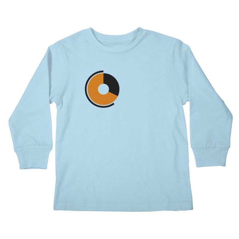 Tunic of No Stamina - original Kids Longsleeve T-Shirt by turbo's Artist Shop