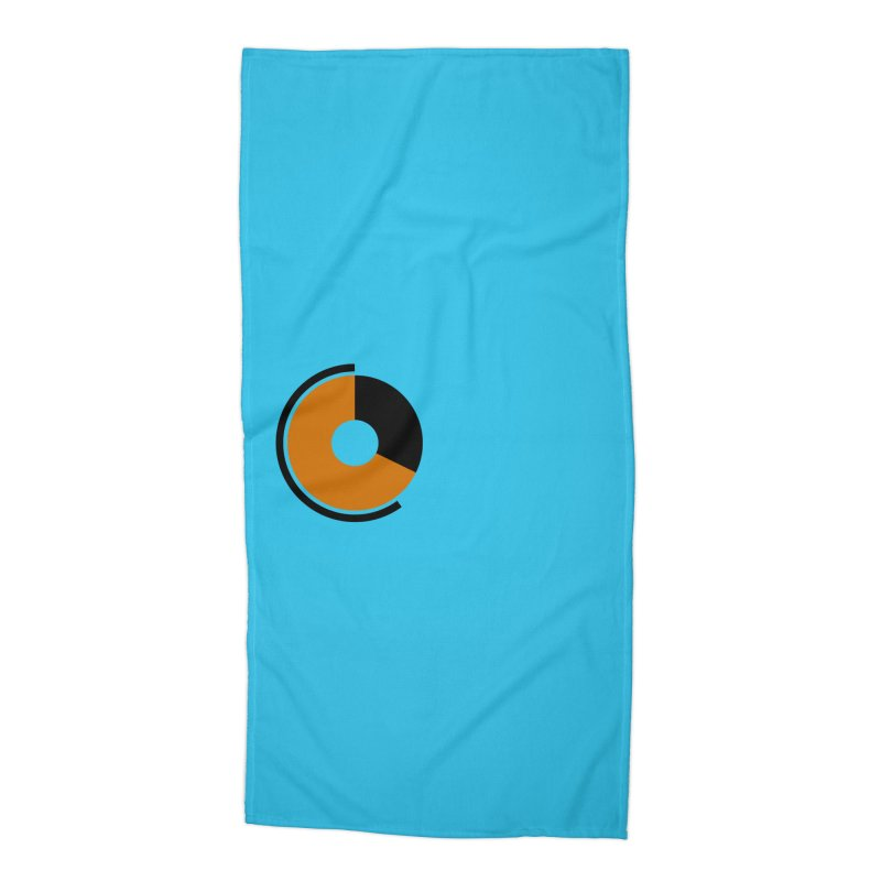 Tunic of No Stamina - original Accessories Beach Towel by turbo's Artist Shop
