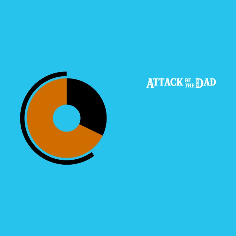 Tunic of No Stamina - Attack of the Dad Men's T-shirt by turbo's Artist Shop