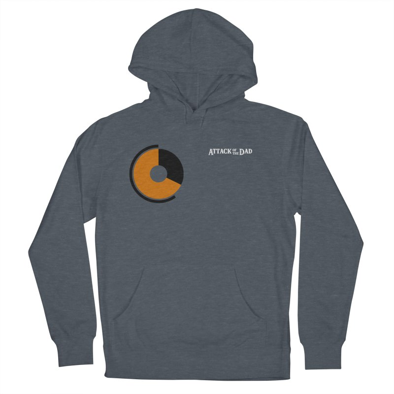 Tunic of No Stamina - Attack of the Dad Men's Pullover Hoody by turbo's Artist Shop