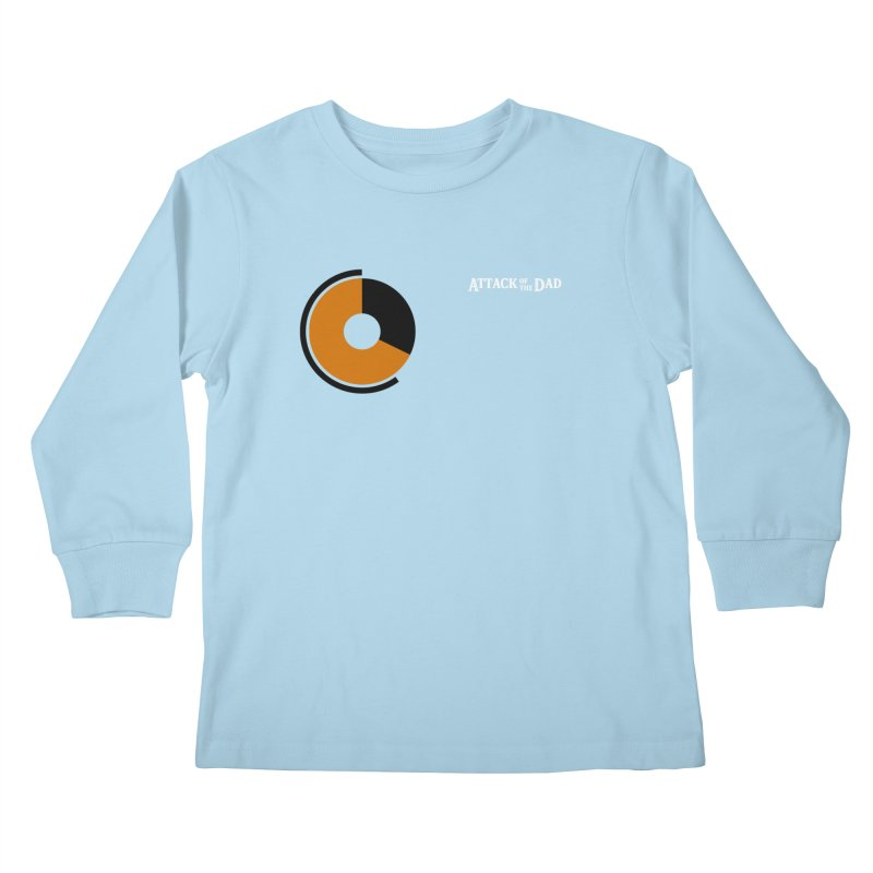 Tunic of No Stamina - Attack of the Dad Kids Longsleeve T-Shirt by turbo's Artist Shop