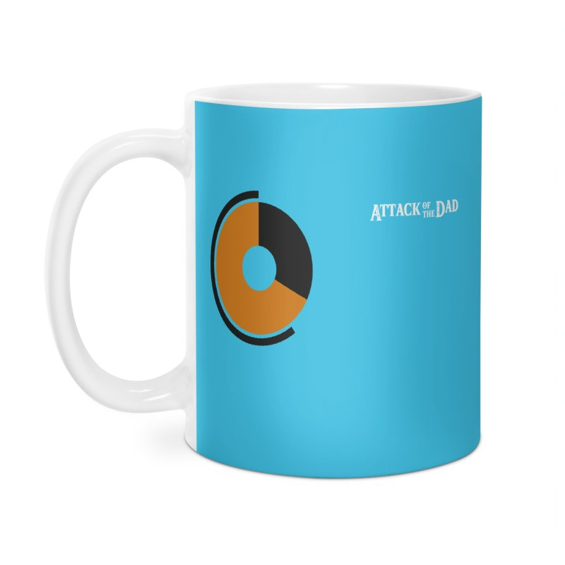 Tunic of No Stamina - Attack of the Dad Accessories Mug by turbo's Artist Shop