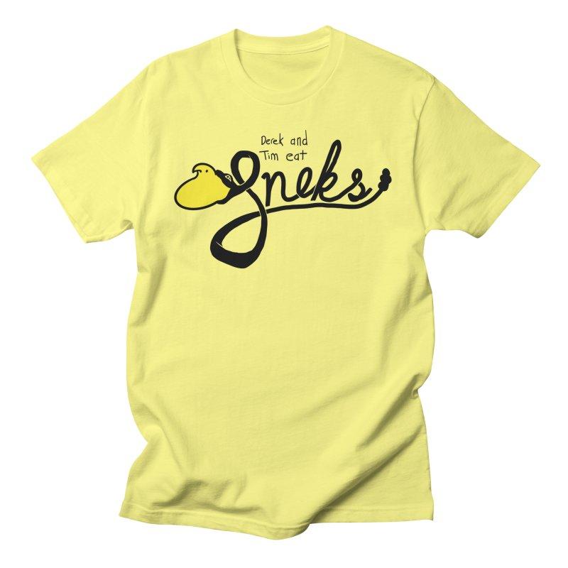Derek and Tim Eat Sneks Men's T-Shirt by turbo's Artist Shop