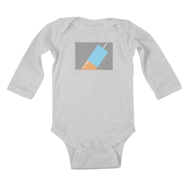 I Give You Whammy Kids Baby Longsleeve Bodysuit by turbo's Artist Shop