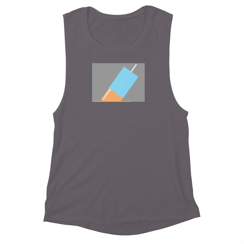 I Give You Whammy Women's Muscle Tank by turbo's Artist Shop
