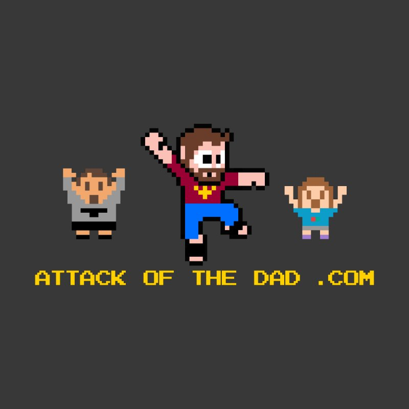 Attack of the Dad Women's Sweatshirt by turbo's Artist Shop