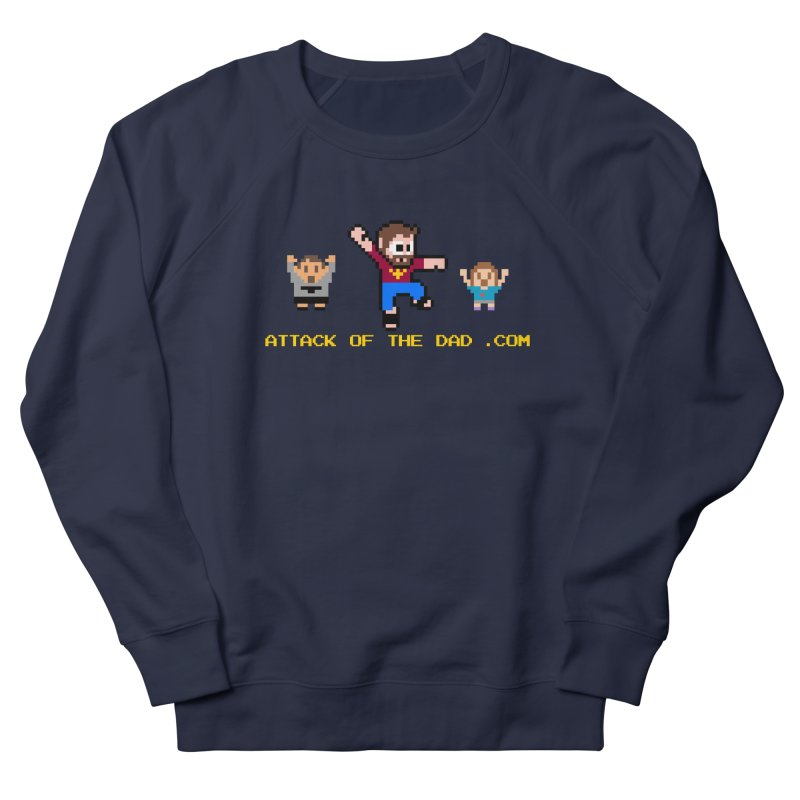 Attack of the Dad Men's Sweatshirt by turbo's Artist Shop