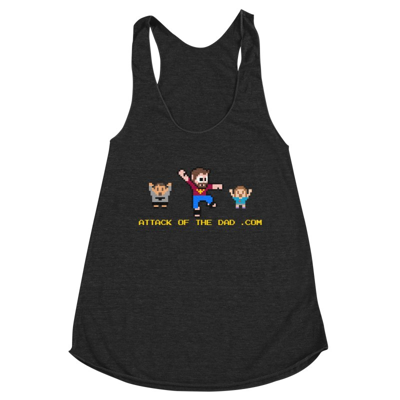 Attack of the Dad Women's Tank by turbo's Artist Shop