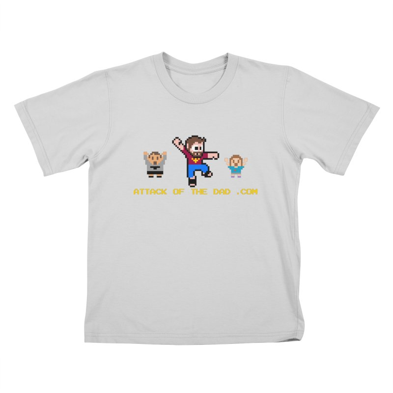 Attack of the Dad Kids T-Shirt by turbo's Artist Shop