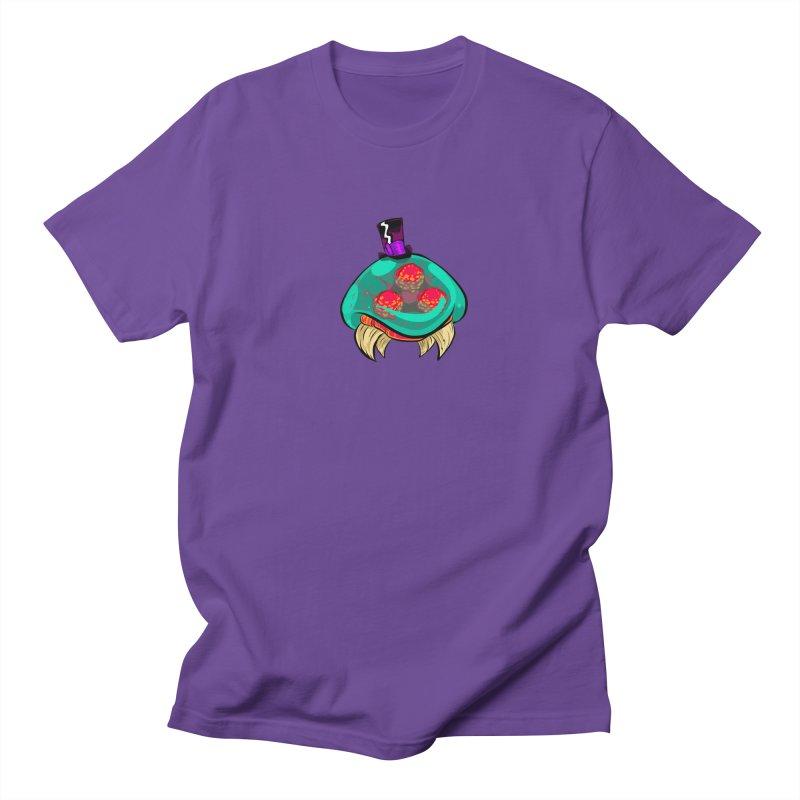 Gentleman Metroid Men's T-shirt by turbotoaster's Shop
