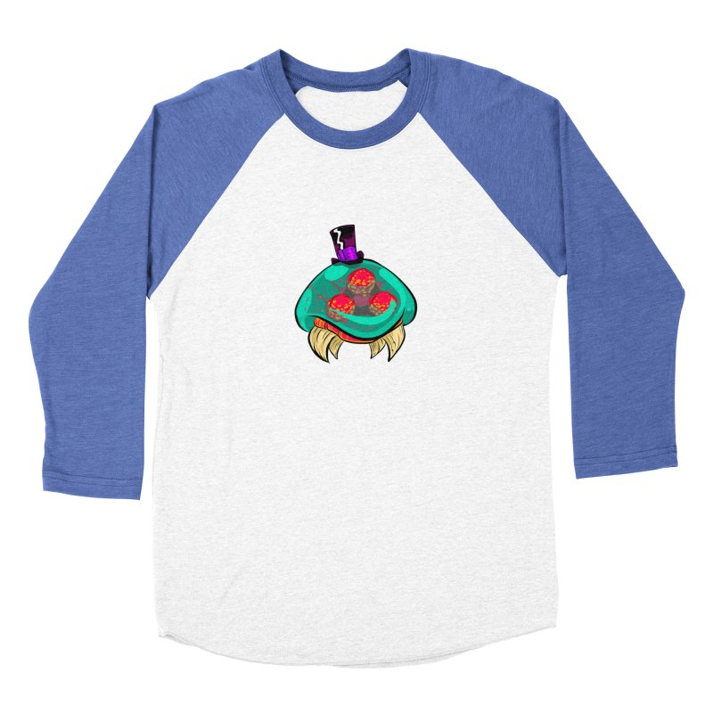 Gentleman Metroid Women's Baseball Triblend T-Shirt by turbotoaster's Shop