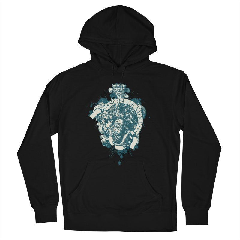 """Son of Mike """"Angel"""" Men's French Terry Pullover Hoody by Turkeylegsray's Artist Shop"""