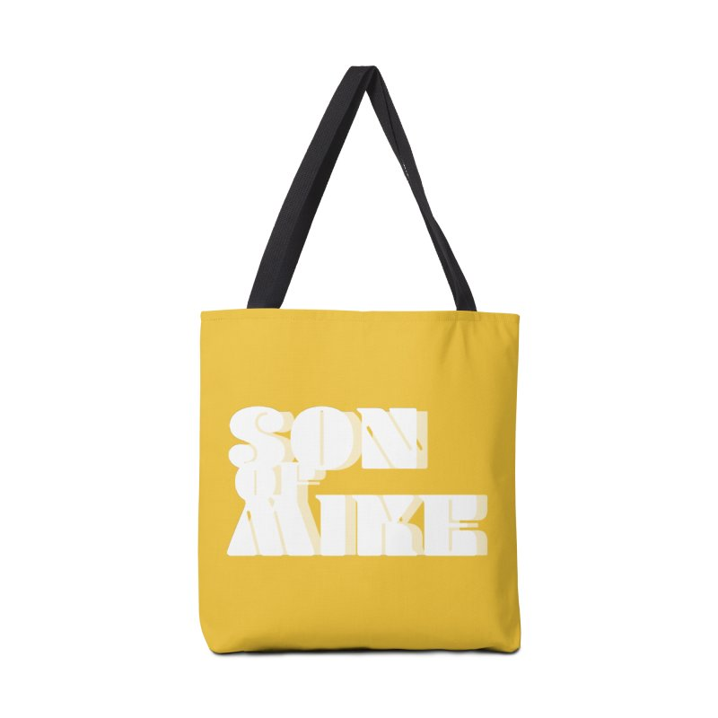 """Son of Mike """"Vintage"""" Accessories Tote Bag Bag by Turkeylegsray's Artist Shop"""