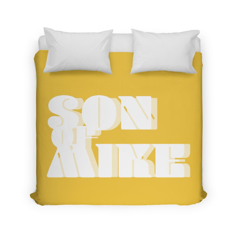 "Son of Mike ""Vintage"" Home Duvet by Turkeylegsray's Artist Shop"
