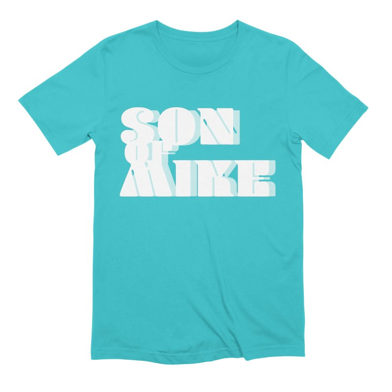 "Son of Mike ""Vintage"" Men's Extra Soft T-Shirt by Turkeylegsray's Artist Shop"