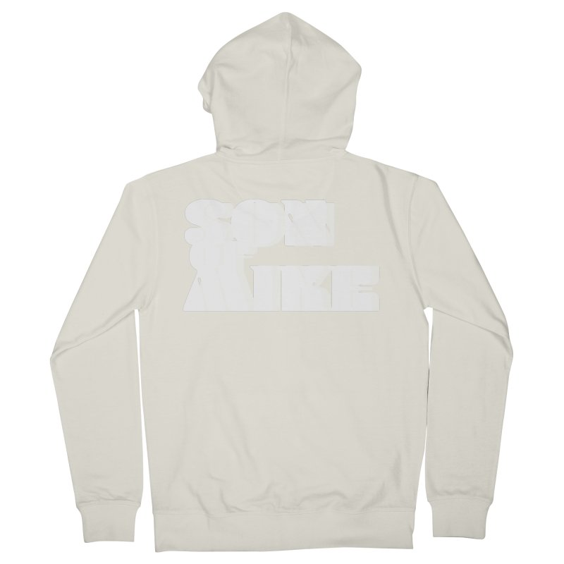 """Son of Mike """"Vintage"""" Men's French Terry Zip-Up Hoody by Turkeylegsray's Artist Shop"""