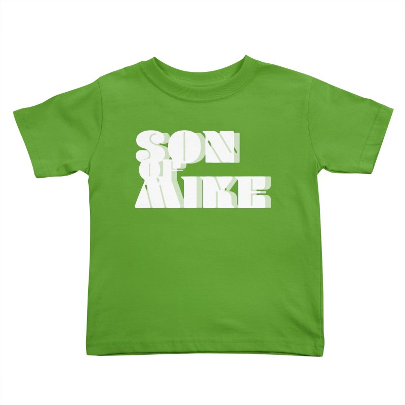 """Son of Mike """"Vintage"""" Kids Toddler T-Shirt by Turkeylegsray's Artist Shop"""
