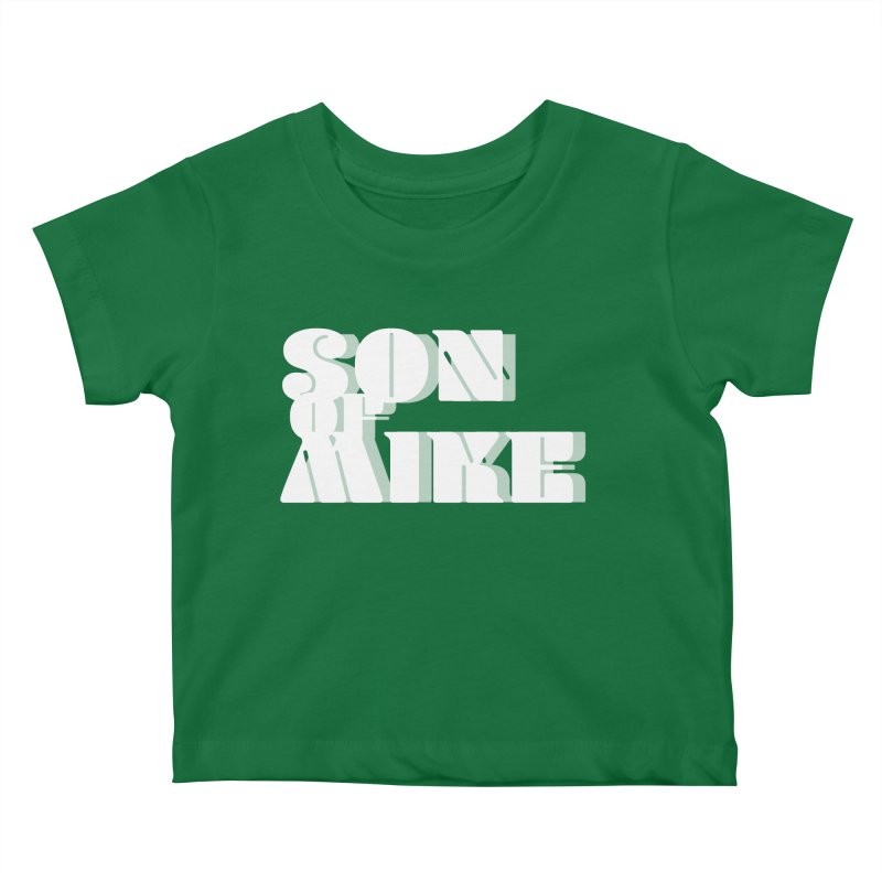"""Son of Mike """"Vintage"""" Kids Baby T-Shirt by Turkeylegsray's Artist Shop"""