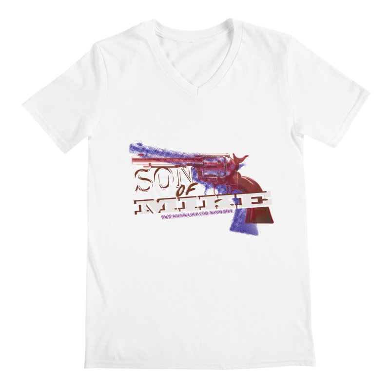"Son of Mike ""Colt"" Men's V-Neck by Turkeylegsray's Artist Shop"