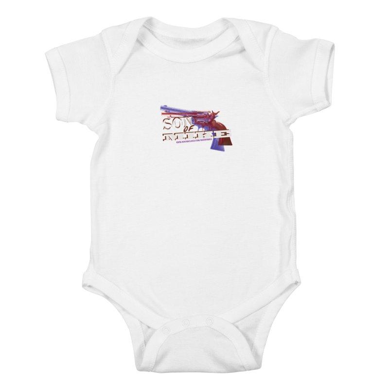 "Son of Mike ""Colt"" Kids Baby Bodysuit by Turkeylegsray's Artist Shop"