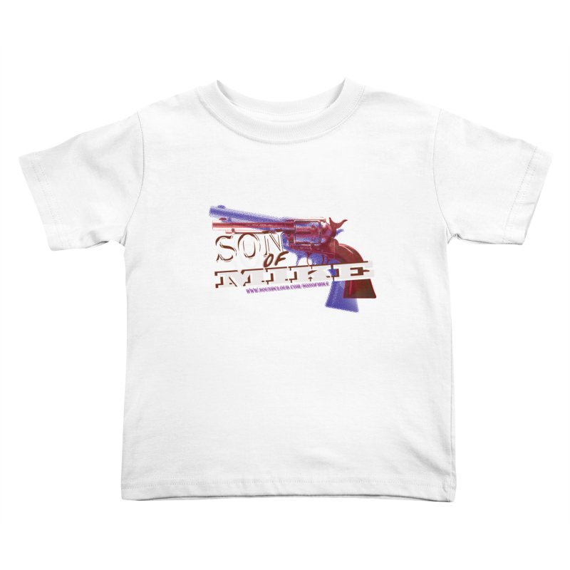 """Son of Mike """"Colt"""" Kids Toddler T-Shirt by Turkeylegsray's Artist Shop"""