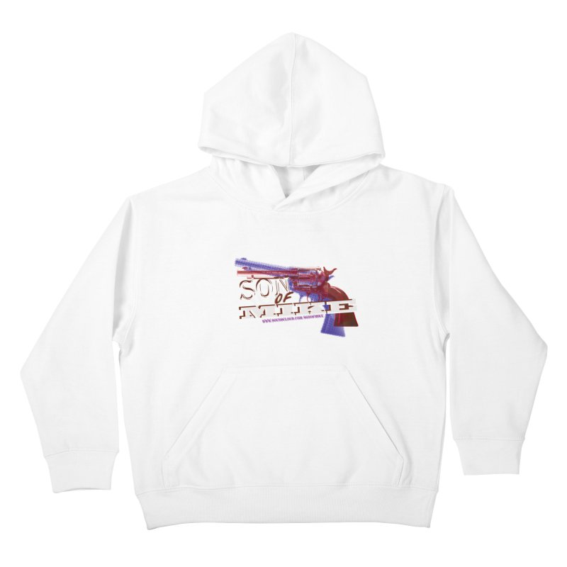 """Son of Mike """"Colt"""" Kids Pullover Hoody by Turkeylegsray's Artist Shop"""