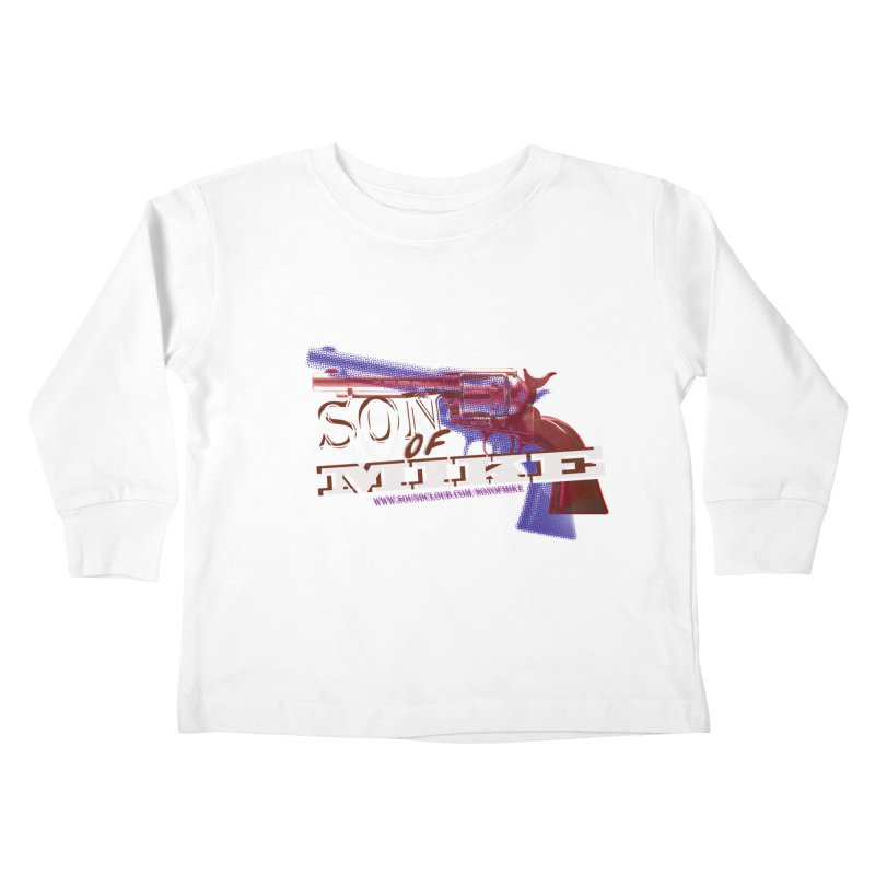 "Son of Mike ""Colt"" Kids Toddler Longsleeve T-Shirt by Turkeylegsray's Artist Shop"