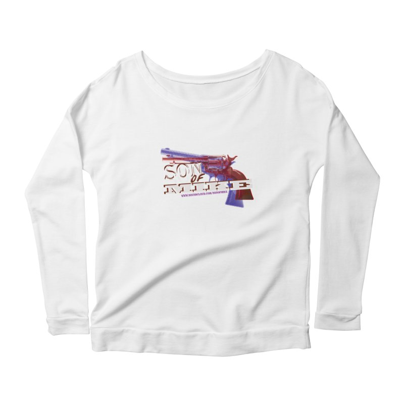 "Son of Mike ""Colt"" Women's Scoop Neck Longsleeve T-Shirt by Turkeylegsray's Artist Shop"