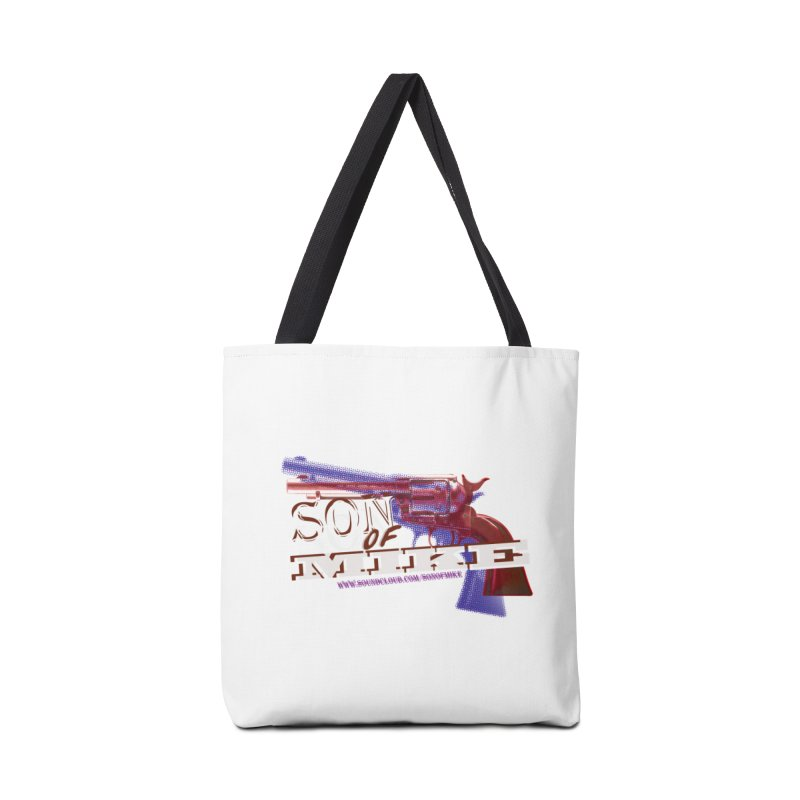 """Son of Mike """"Colt"""" Accessories Tote Bag Bag by Turkeylegsray's Artist Shop"""