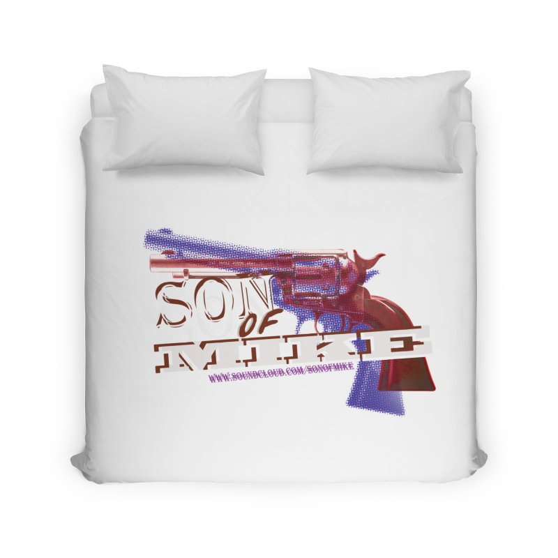 "Son of Mike ""Colt"" Home Duvet by Turkeylegsray's Artist Shop"