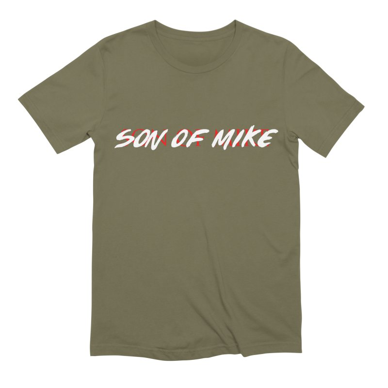 Son of Mike Men's Extra Soft T-Shirt by Turkeylegsray's Artist Shop