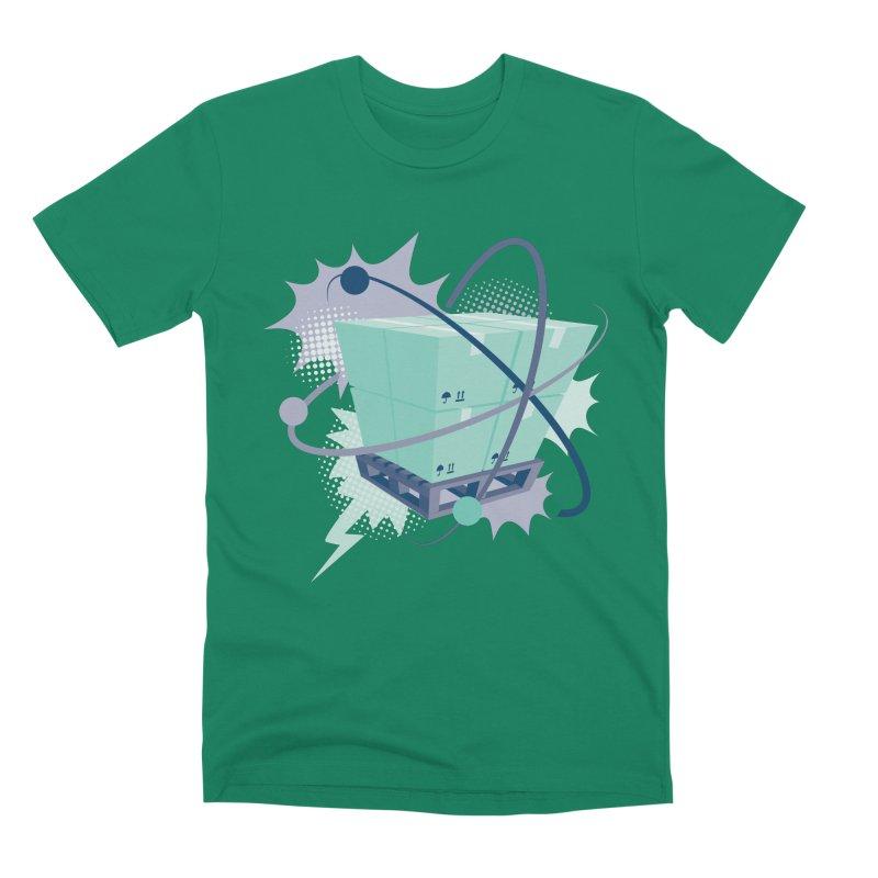 Atomic Crate Men's Premium T-Shirt by Turkeylegsray's Artist Shop