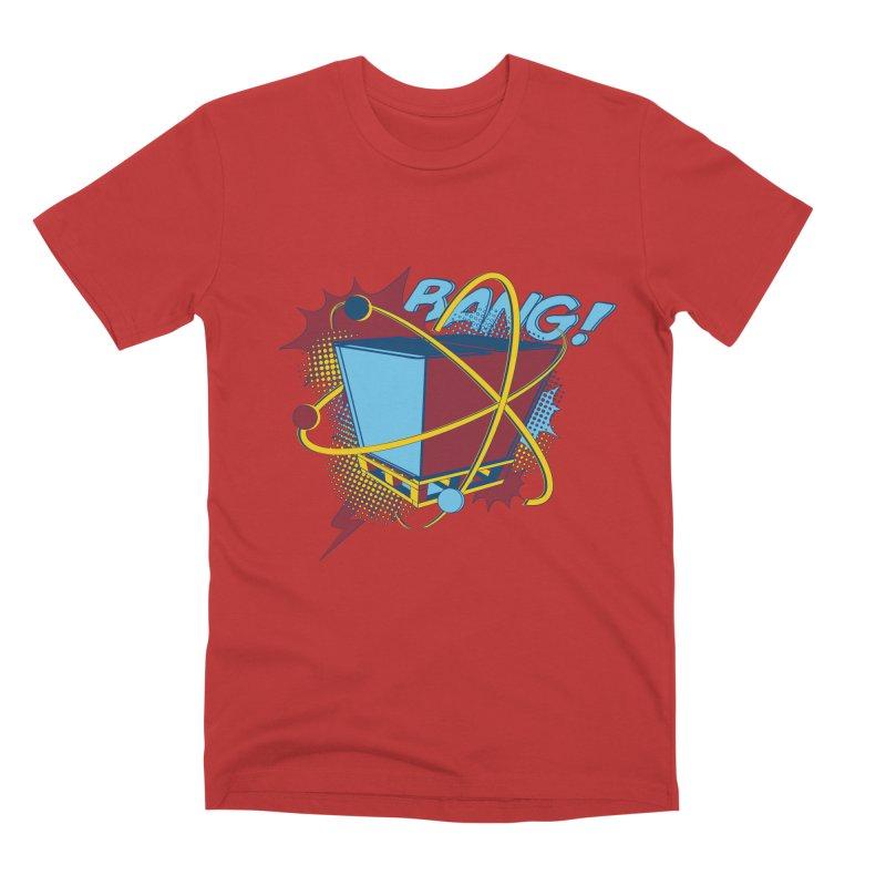 Atomic Crate (BANG) Men's Premium T-Shirt by Turkeylegsray's Artist Shop