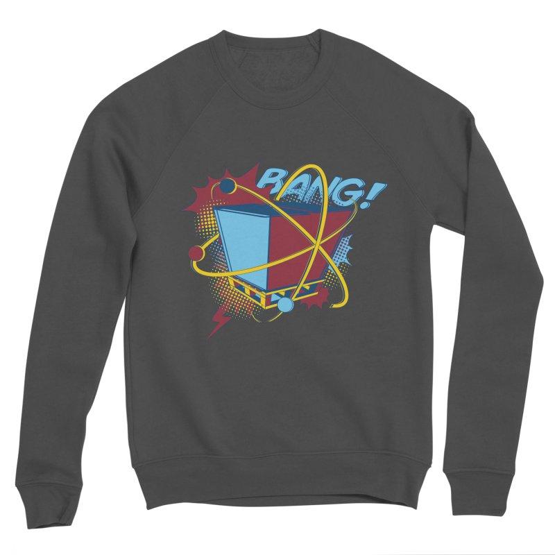 Atomic Crate (BANG) Men's Sponge Fleece Sweatshirt by Turkeylegsray's Artist Shop