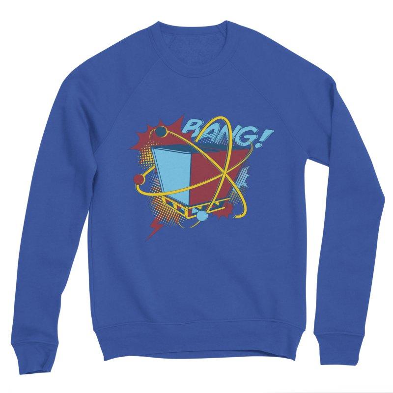 Atomic Crate (BANG) Women's Sponge Fleece Sweatshirt by Turkeylegsray's Artist Shop