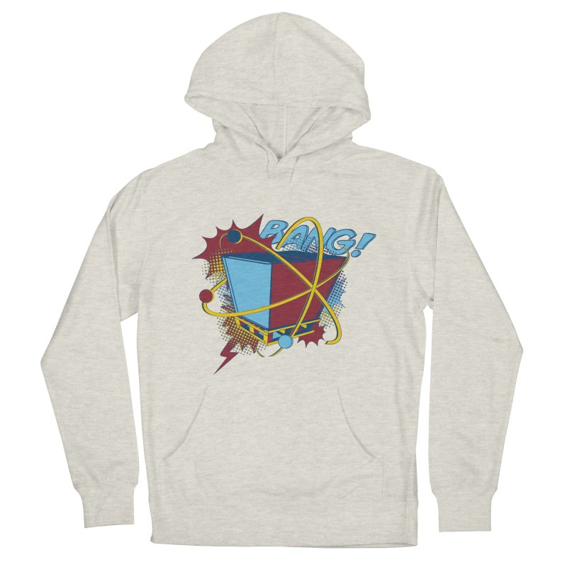 Atomic Crate (BANG) Women's French Terry Pullover Hoody by Turkeylegsray's Artist Shop