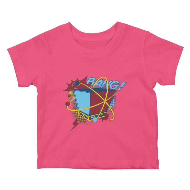 Atomic Crate (BANG) Kids Baby T-Shirt by Turkeylegsray's Artist Shop