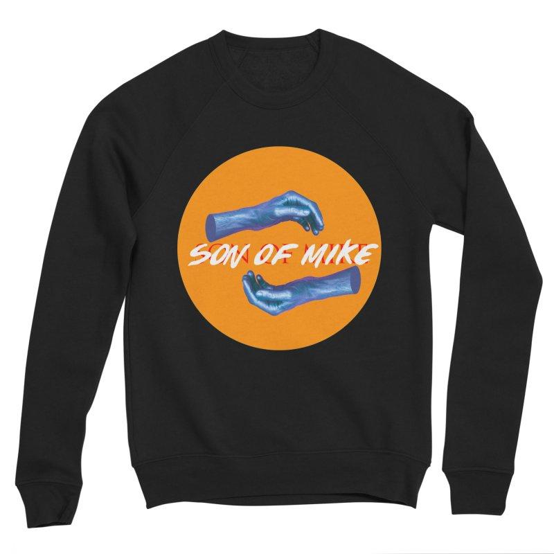 """Son of Mike """"Hands"""" Women's Sponge Fleece Sweatshirt by Turkeylegsray's Artist Shop"""