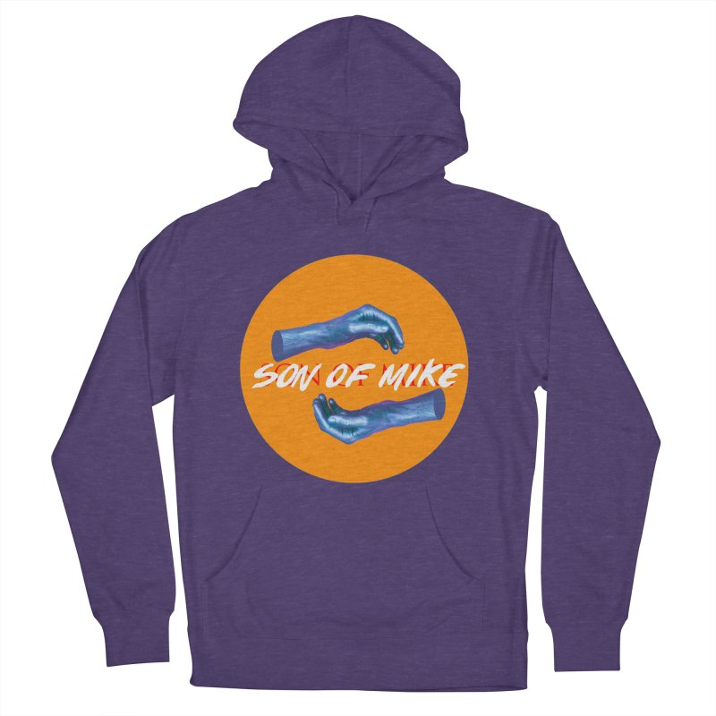 """Son of Mike """"Hands"""" Men's French Terry Pullover Hoody by Turkeylegsray's Artist Shop"""