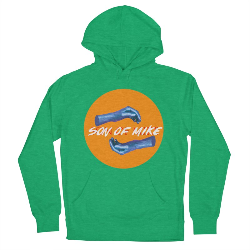 "Son of Mike ""Hands"" Men's French Terry Pullover Hoody by Turkeylegsray's Artist Shop"