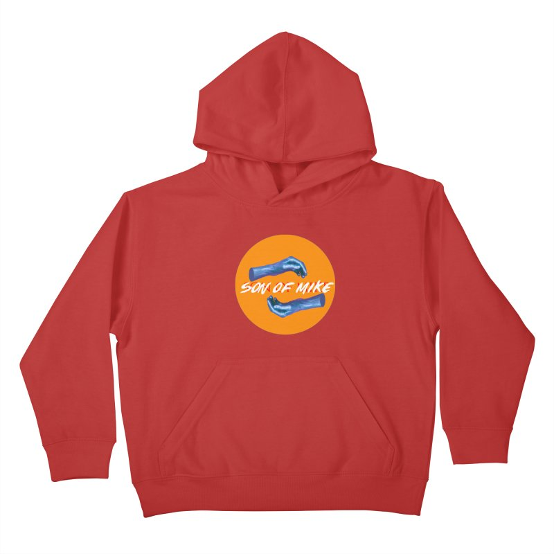 """Son of Mike """"Hands"""" Kids Pullover Hoody by Turkeylegsray's Artist Shop"""
