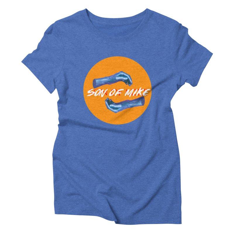 "Son of Mike ""Hands"" Women's Triblend T-Shirt by Turkeylegsray's Artist Shop"