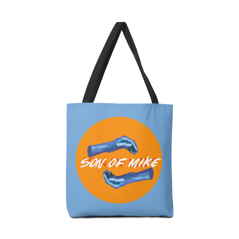 """Son of Mike """"Hands"""" Accessories Tote Bag Bag by Turkeylegsray's Artist Shop"""