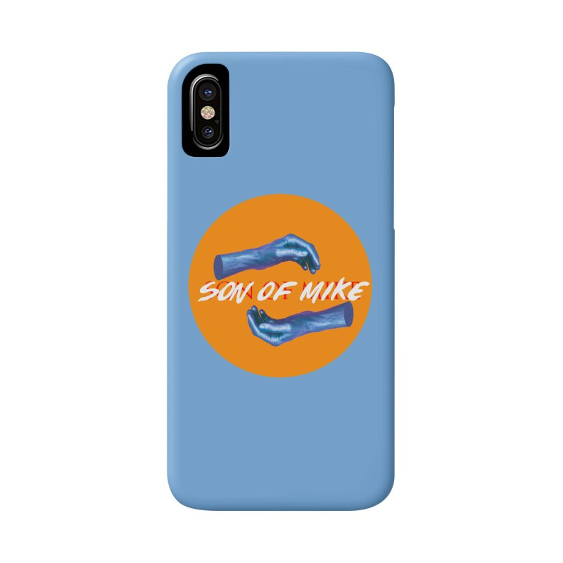 """Son of Mike """"Hands"""" Accessories Phone Case by Turkeylegsray's Artist Shop"""