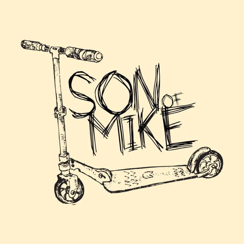 "Son of Mike ""Scooter"" Women's T-Shirt by Turkeylegsray's Artist Shop"